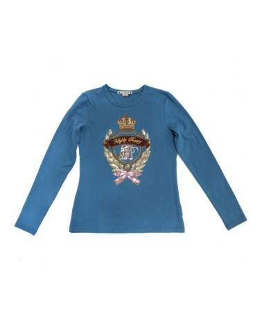 CAMISETA ESCUDO PRINCESS HIGHLY PREPPY